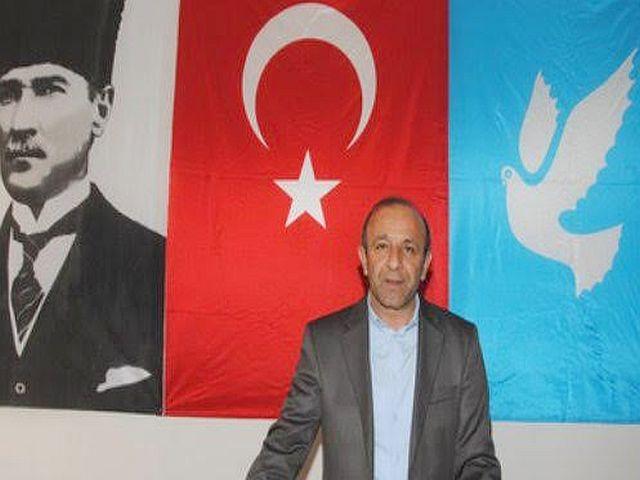Ahmet Çakmak; umut var, umut DSP