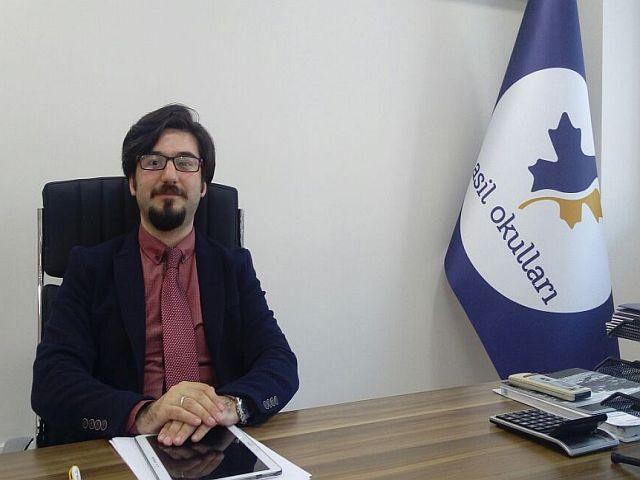 Bahçelievler Asil Okullarının  Müdürü Sencer Şen Oldu