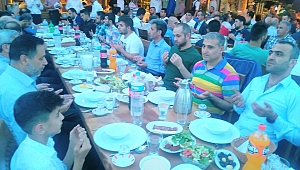 Bigdart iftar bereketini dostları ile paylaştı