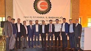 HAK-İŞ İstanbul, Temsilcileriyle Ramazan Bereketini Hep Birlikte Yaşadı
