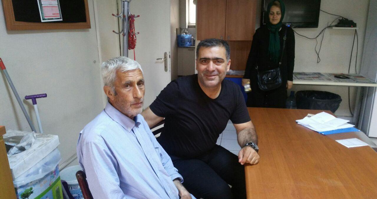 Kaybolan Abdurahman Mirzad 5. gününde bulundu