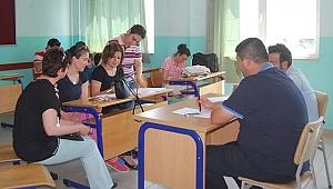 Zümre Başkanları Gazi Ömer Bey Anadolu Lisesi'nde Bir Araya Geldi