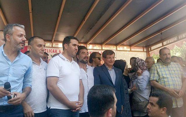 Ahmet Davutoğlu Malatyalılar'ı yanız bırakmadı!