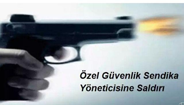 İbrahim Hallaç'a Silahlı Saldırı Düzenlendi