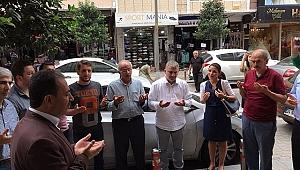 Nemar Group Emlak Danışmanlık Dualarla Açıldı