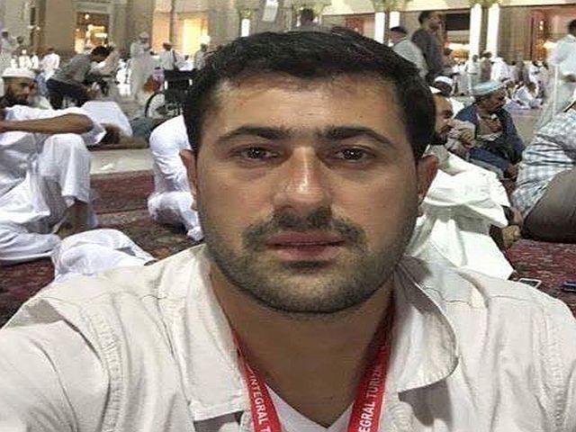 Camii'de Abdest Alırken Öldürüldü