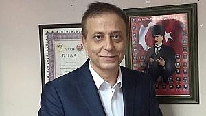 Dr. Mustafa Küçükali - Organ Doku ve Kök Hücre Nakli Dernek Başkanı