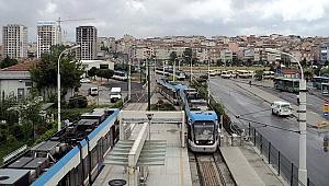 Murat Aydın Müjdeyi Verdi! Tramvay Yer Altına İniyor Artık Trafik Rahatlayacak!