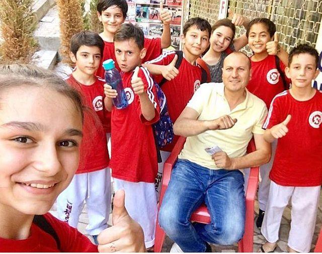 Nedim Kuşcu'nun şampiyonları Türkiye şampiyonasına hazır!