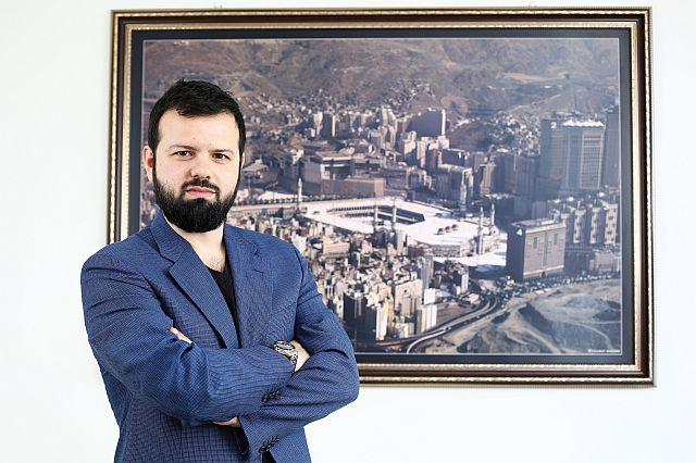 Mehmet Talha Çizmeci; Kutsal şehir Kudüs  ziyaretçilerini bekliyor