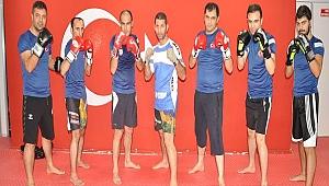 Cemal Daştan'ın Öğrencileri Kickboxing Police Team, Gözünü Şampiyonluğa Dikti