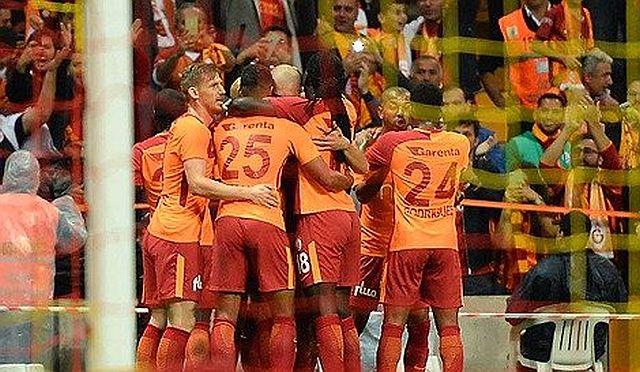 Galatasaray'ın Maçı İptal Oldu!
