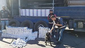 İstanbul Emniyetinden  Sigara Kaçakçılarına Bir Darbe Daha!