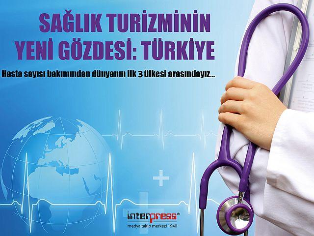Sağlık Turizminin Gözdesi Türkiye