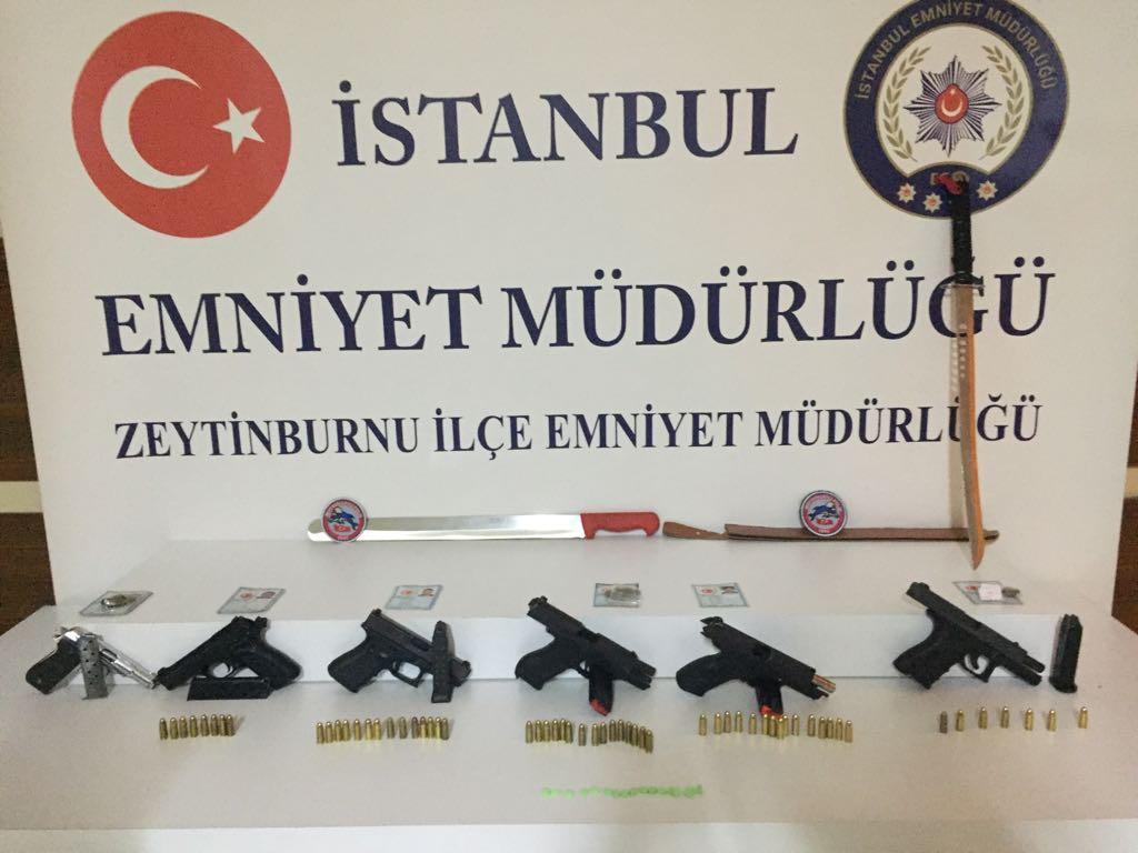Zeytinburnu'nda Şok Operasyon! Çok Sayıda Gözaltılar Var
