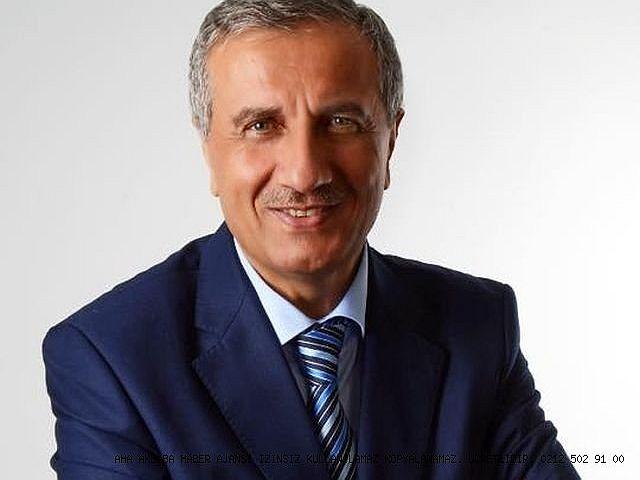 Abdullah Başcı Kayamakam Zeyit Şener'e Tebrik Ziyaretinde Bulundu
