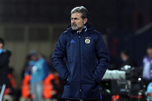 Fenerbahçe'den Beklenen Aykut Kocaman Açıklaması Geldi