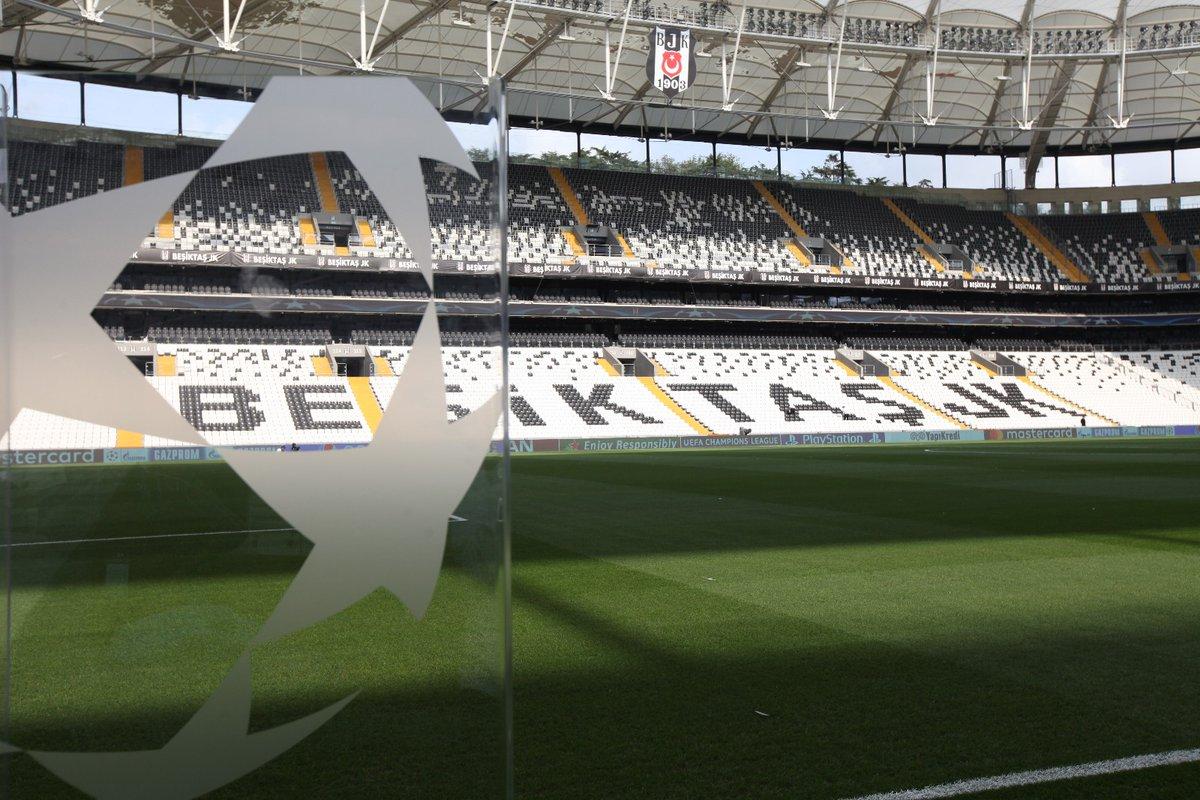 Beşiktaş'ın Devler Ligindeki Rakibi Belli Oldu!