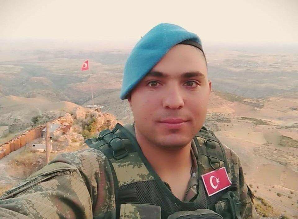 Hacı Mustafa Can Hain Tuzakta Şehit Oldu!