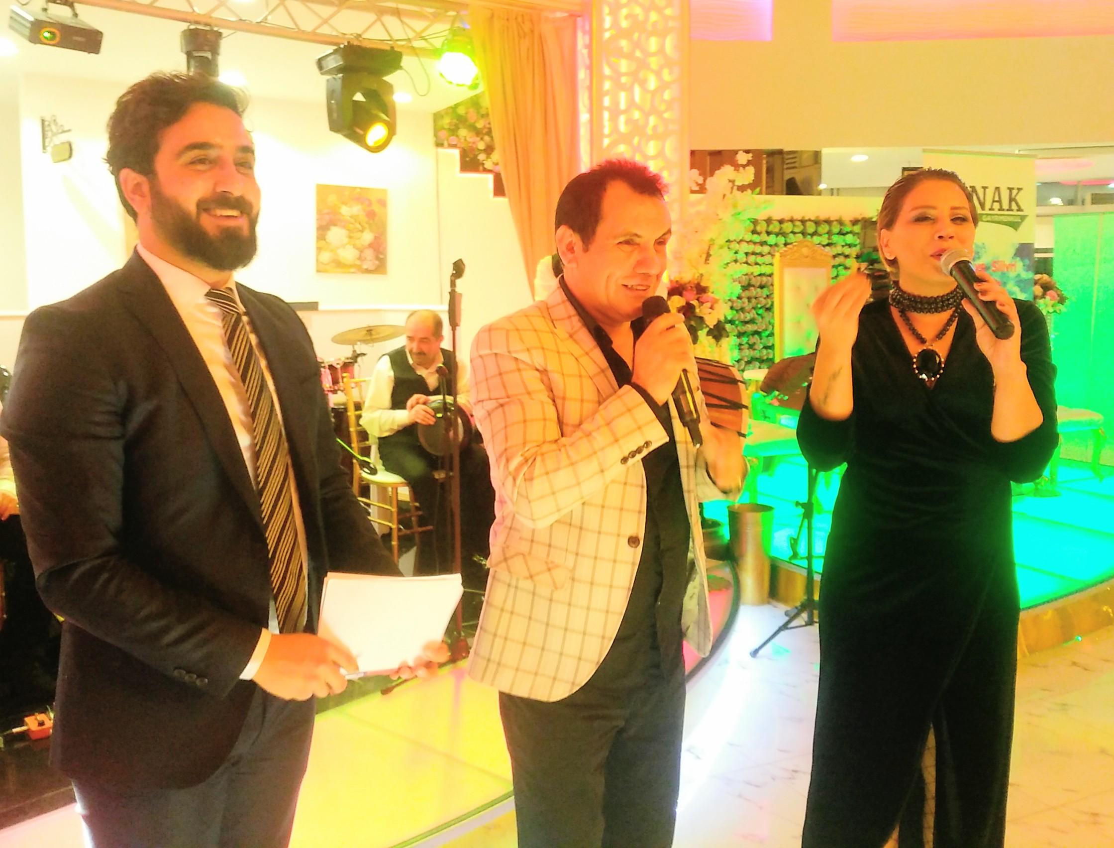 Kanal Malatya özel bir gece ile yayın hayatına Merhaba dedi