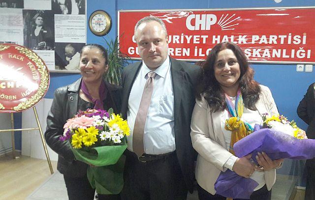 CHP'li Kadınlar Yeniden Meral Güneş Dedi
