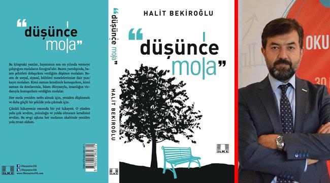 Halit Bekiroğlu'nun Yeni Kitabı