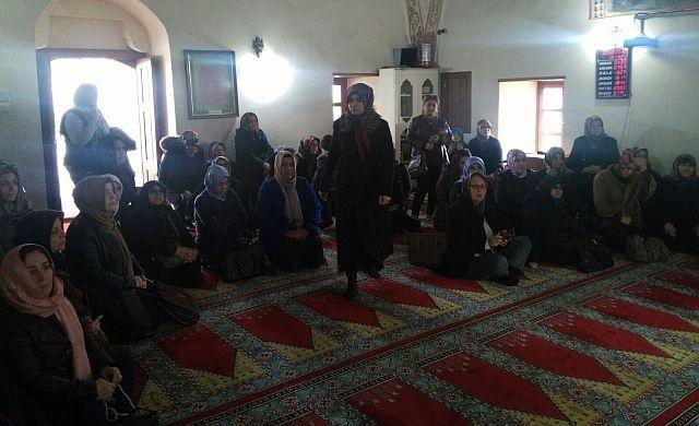 Kırkağaçlı Kadınlardan Kula'ya Turistik Gezi