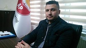 Koray Karcı - Adalet Partisi Malatya İl Başkanı