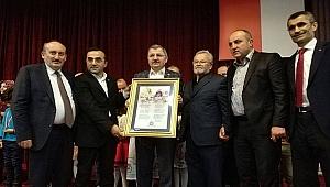 Kudüs ve Mehmet Akif İnan, Ödülleri Sahiplerini Buldu