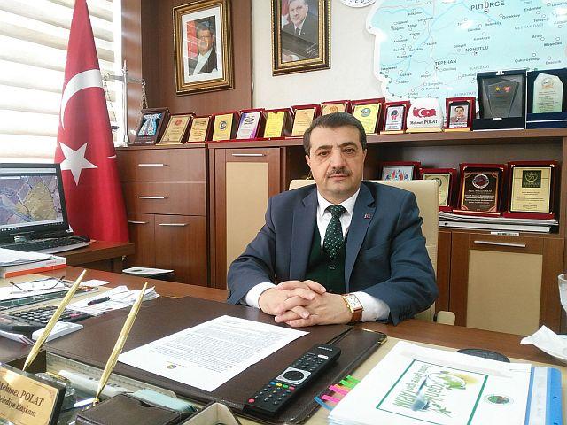 Pütürge Belediye Başkanlıgı  Mehmet Polat