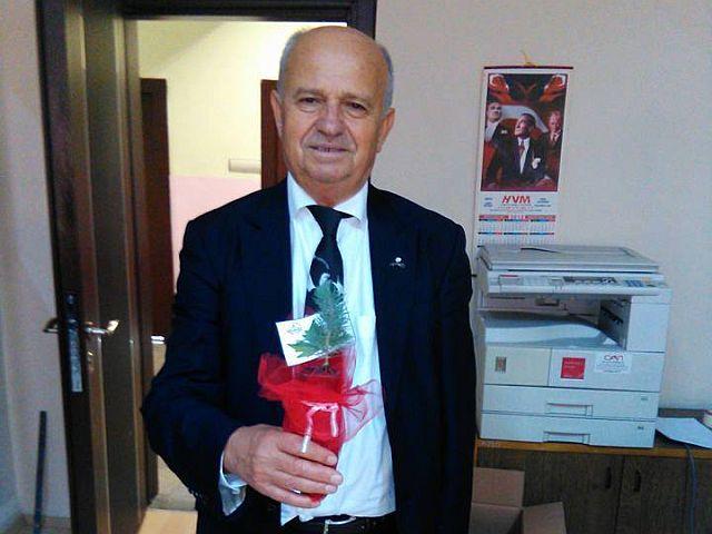 ZEYÇED  Başkanı Ali  Gündüz,14 Şubat