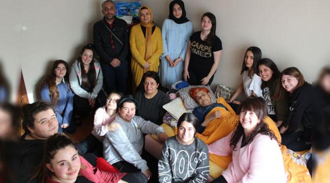 Cemil Meriç Lisesi, Sosyal Sorumluluk projeleri ile Göz Dolduruyor