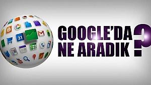 Google'da Hafta En Çok Neleri Aradık