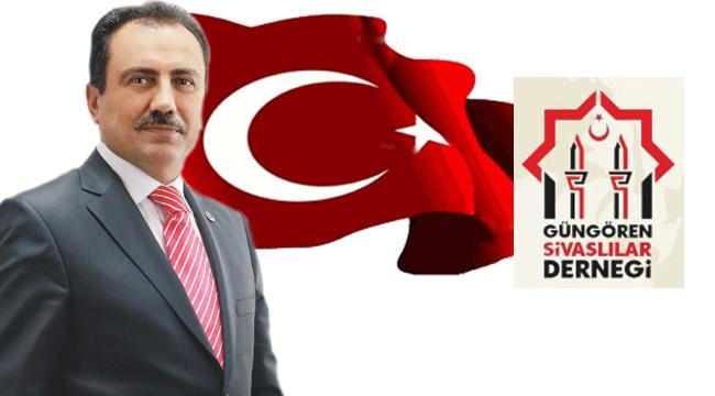 Sivaslılar, Muhsin Başkanlarını Unutmadı