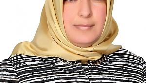 Aynur Algül milletvekili Adaylığı için  müracaat etti