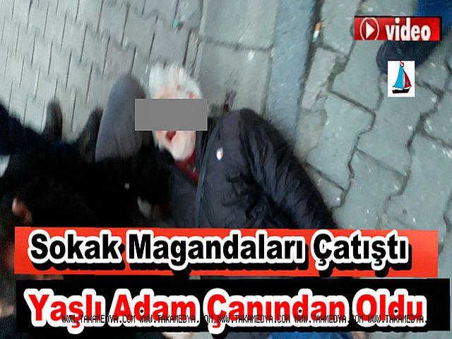 Bahcelievler'de Sokak Çatışması 1 Ölü 1 Yaralı