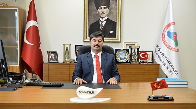 Necmettin Erkan'a bir destekte İstanbul esnaflarından geldi