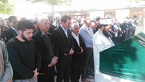 Mehmet Nergiz dualarla ebedi yolculuğuna uğurlandı