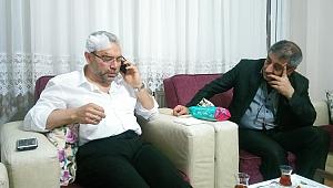Yeşilay Dernek Başkanı Mehmet Yıldız a hain saldırı