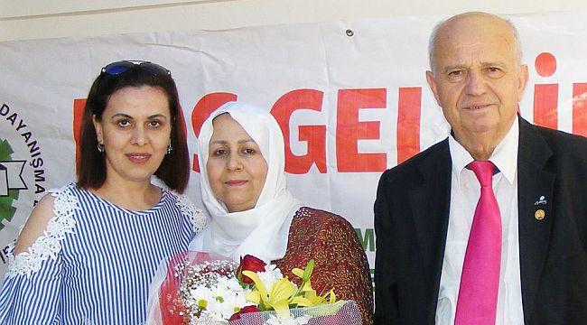 Bayan Muhtar Nadiye Polat, TBMM Yolunda İlk Adımı Att