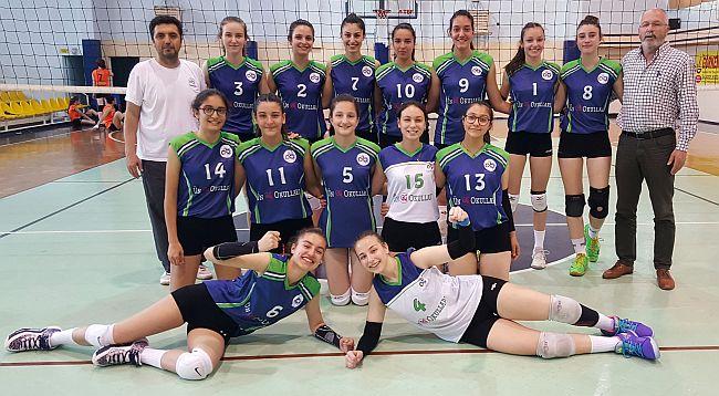 Çorlu'nun, Yıldız Kızları Adını Türkiye Finallerine Yazdırdı