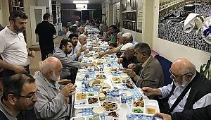 Gençosman cami vakfı Ramazanın bereketini İftar sofrası ilede yaşatıyor