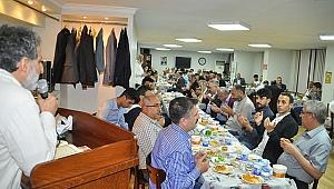 Pütürge Arıtoprak'lılar iftar bereketini tüm değerleriyle  yaşadı