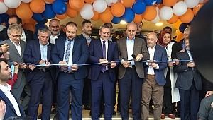 AK Parti İlçe Binası Açılışında Gövde Gösterisi