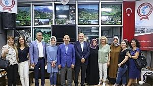 Başkan Altınok Öz Sivaslı Ve Trabzonlu Vatandaşlarla Bir Araya Geldi
