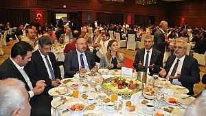 İstanbul'daki Malatya'lılar ramazan bereketini doya doya şükürle yaşıyor