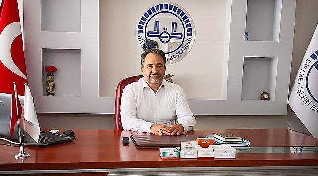 Akhisar Yeni Müftüsü Mahmut Sami Türkmenoğlu