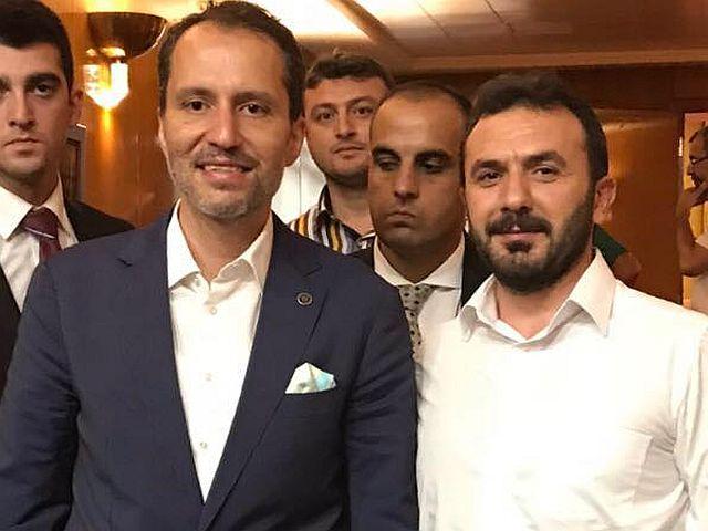 Erbakan'ın dava arkadaşları Güngören ilçe teşkilatını  Fehmi Gülaçar başkanlığında kuruyor