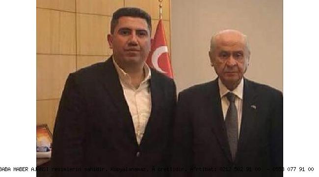 Güngören MHP ilçe başkanı Muhammed Alparslan Aldır oldu