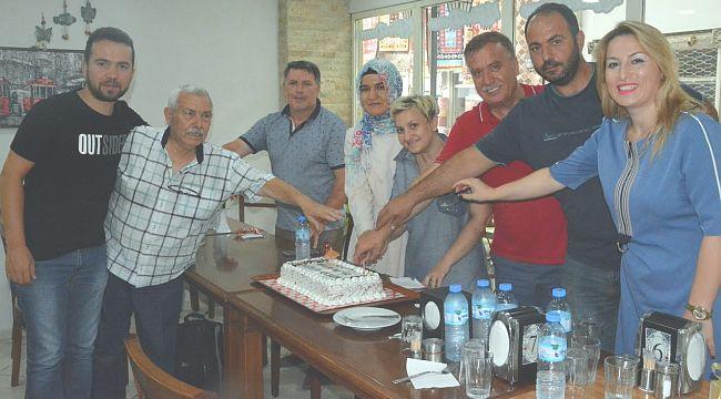Pınar Güney'den Basına Büyük Jest